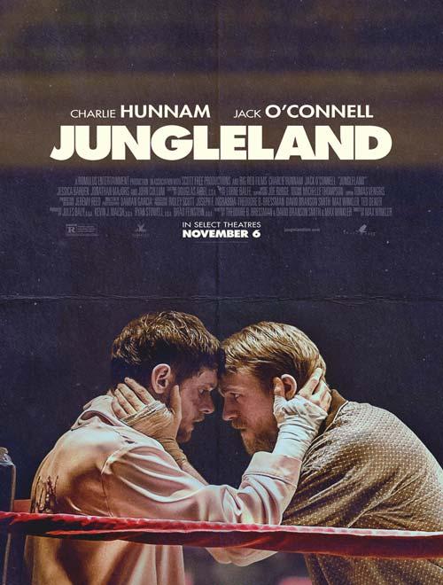 دانلود فیلم خارجی Jungleland 2019 قانون جنگل