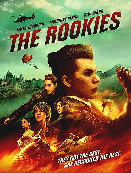 دانلود فیلم خارجی تازه کاران The Rookies 2019
