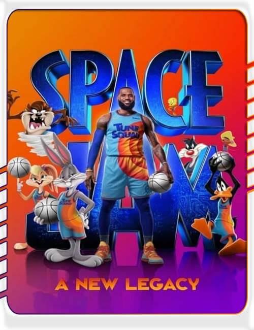 دانلود انیمیشن هرج و مرج فضایی : میراث جدید Space Jam: A New Legacy
